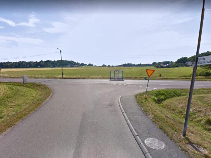 Cirkulationsplats Fjärås